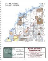 Map Image 014, Crow Wing County 2001